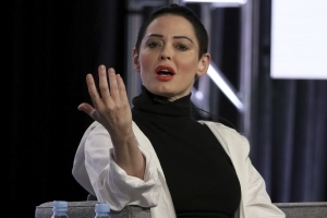 Rose McGowan Reveals the Real Reason Behind Her Plastic Surgery and Other Bombshells from Book