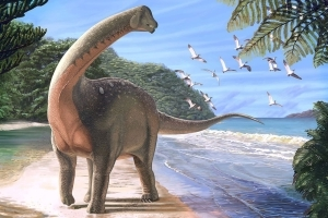 This dinosaur from Egypt is a really big deal — in more ways than one