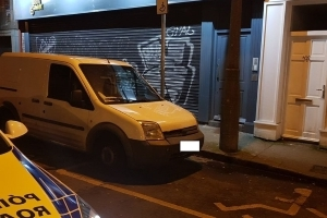 Dublin motorist argues they were 'only a little bit parked' in disabled bay without permit