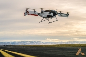 Airbus' drone taxi takes to the skies for the first time