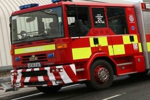 Man in his 40s found dead in burnt-out car in Dublin