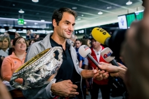 Roger Federer's uniqueness will make him very difficult to replace, says former coach Stefan Edberg