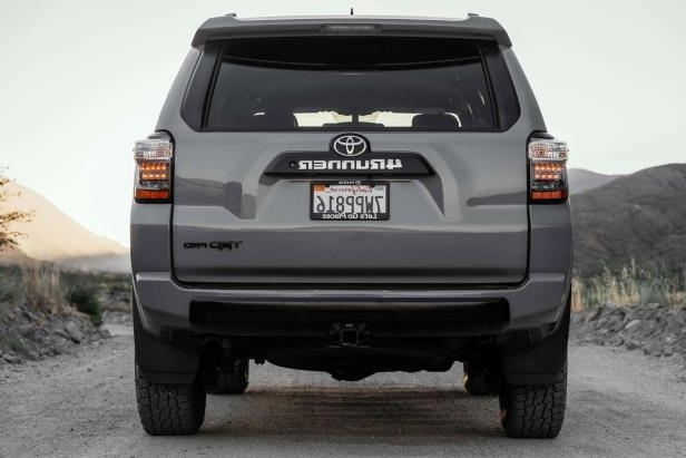 Slide 14 of 87: 2017-Toyota-4Runner-TRD-Pro-rear-end.jpg