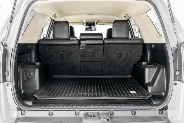 Slide 15 of 87: 2017-Toyota-4Runner-TRD-Pro-rear-cargo.jpg