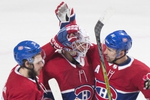 Defenseman Petry scores twice, Canadiens top Ducks 5-2
