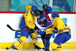 Fans flock to cheer joint Korean ice hockey team
