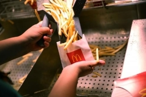 McDonald's Fries Chemical May Cure Baldness, Study Says