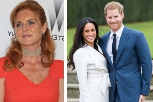 Prince Harry and Meghan Markle won't invite Fergie