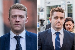 Rape trial: Woman tells court kiss with Paddy Jackson was 'not indicative of consent for anything else'