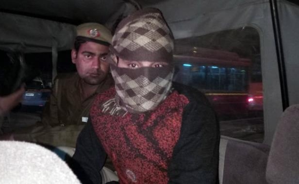Sharpshooter From UP's Kasganj Arrested In Delhi Encounter, Aide Escapes