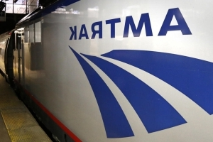 Amtrak train breaks apart while traveling at high speed