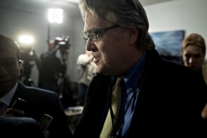 Bannon Appearance Before House Panel Delayed for Negotiations