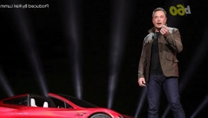 Elon Musk standing posing for the camera: You Can Still Buy Elon Musk's Flamethrowers But For Exorbitant Prices!