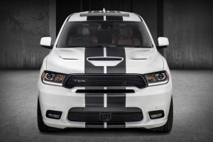 2018 Dodge Durango R/T and SRT Gets Stripes and More Mopar Performance Goodies
