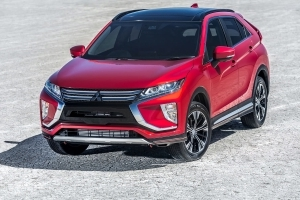 2018 Mitsubishi Eclipse Cross First Drive: Reinvention