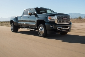 GMC Sierra 3500 HD Denali: 2018 Motor Trend Truck of the Year Finalist