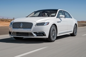Lincoln Continental: 2018 Motor Trend Car of the Year Contender