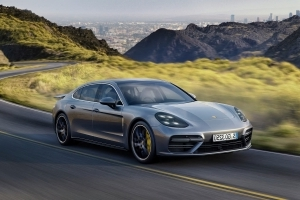 Quick Take: 2017 Porsche Panamera Turbo Executive