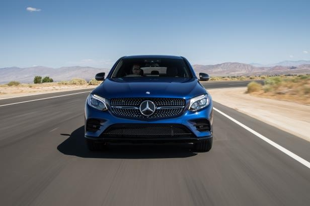 e167cebb6717 Reviews  Mercedes-Benz GLC Coupe  2018 Motor Trend SUV of the Year ...