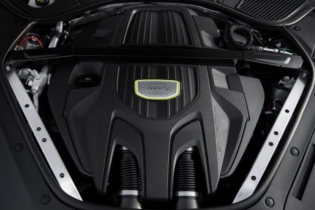 Slide 44 of 93: 2018-Porsche-Panamera-4-E-Hybrid-Engine.jpg