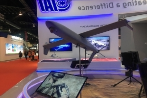 U.S., Israeli drone makers keep wary eye on rising Chinese