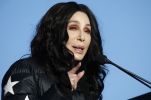 Hell to the Yes! Pop star Cher weighs into Irish politics debate