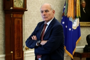 Trump, angry at Chief of Staff Kelly, muses about possible replacements