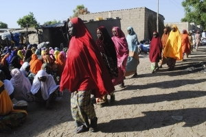 Boko Haram extremists release 13 hostages to Nigeria