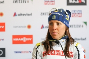 Olympics-Cross country skiing-Sweden's Kalla wins first Pyeongchang gold