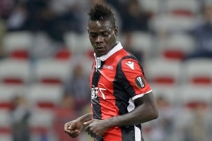 Nice says Mario Balotelli booked for reacting to racist abuse