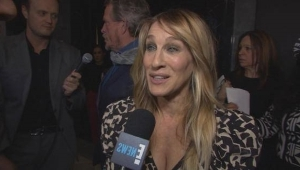 a close up of a person: Sarah Jessica Parker on Secrets to a Successful Marriage