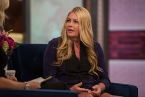 Nicole Eggert claims Scott Baio has called her repeatedly since she accused him of abuse