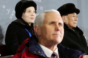Pence raises prospect of U.S. talks with North Korea: Washington Post