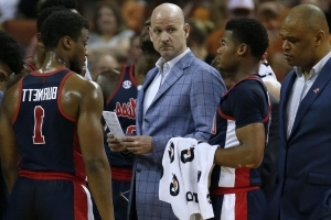 Report: Coach Andy Kennedy Will Part Ways With Ole Miss At End of Season
