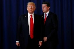 Trump Reportedly Called Rob Porter 'Sick' Privately Despite Publicly Defending Aide