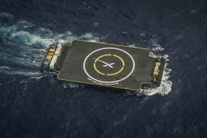 Elon Musk plans new SpaceX drone ship, A Shortfall of Gravitas