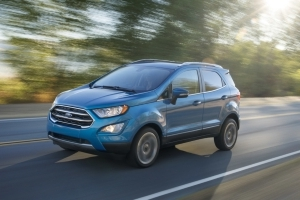Ford SUV lineup grows at both ends