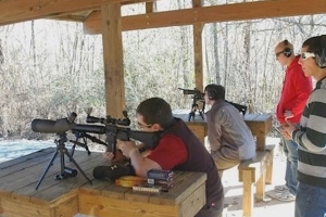 Georgia Tech student group helping train college students with firearms to fight back