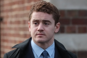 Rugby star Paddy Jackson denies having sexual intercourse with woman, court told