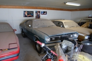 Survivor Muscle Cars Tucked Away In Iowa!