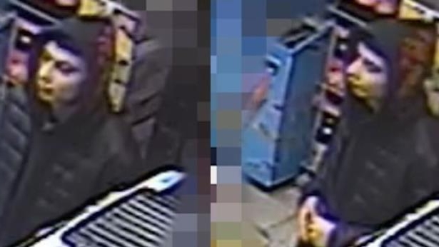 Greater Manchester Police want to speak to this man