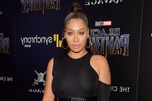 La La Anthony Shares Update on Kim Kardashian's Baby Girl Chicago: She's 'Doing Great!' (Exclusive)