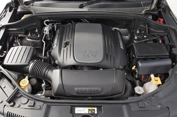 Slide 111 of 184: 2018-Dodge-Durango-4-RT-engine.jpg