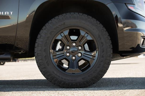 Slide 121 of 184: 2018-Chevrolet-Tahoe-LT-4WD-Z71-front-wheel-1.jpg