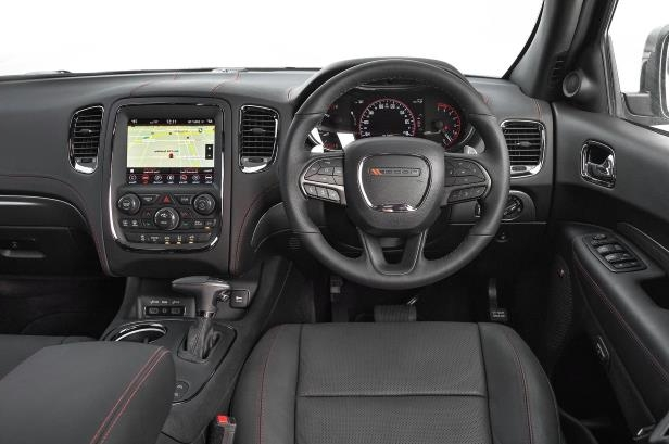 Slide 29 of 184: 2018-Dodge-Durango-4-RT-dashboard-1.jpg