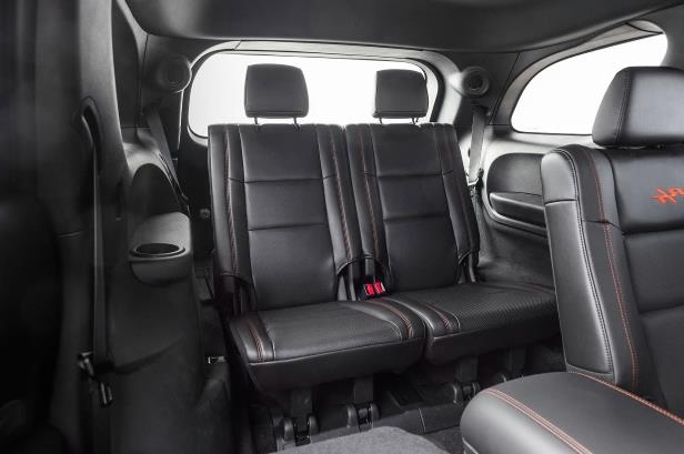Slide 33 of 184: 2018-Dodge-Durango-4-RT-third-row-seat.jpg