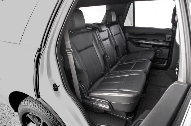 Slide 80 of 184: 2018-Ford-Expedition-XLT-4x4-FX4-rear-interior-seats-1.jpg