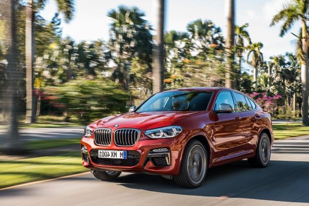 The new BMW X4 (pictured) lands just four years after its predecessor