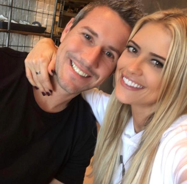 Christina El Moussa Shows Off the Personalized Valentine She Got from New Boyfriend Ant Anstead
