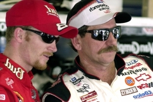 Earnhardt honors father and connection to Goodyear in new ad